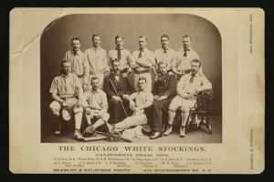 Chicago White Stockings 1879