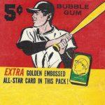1965 Topps wrapper
