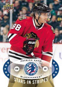 Patrick Kane 2015 National Hockey Card Day