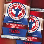 National Hockey Card Day Canada