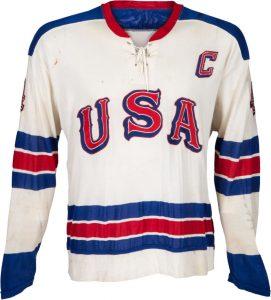 Herb Brooks 1968 Olympic team sweater