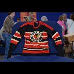 1937-38 Chicago Black Hawks jersey