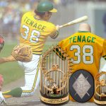Gene Tenace collection