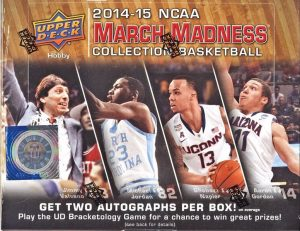 2014-15 Upper Deck March Madness