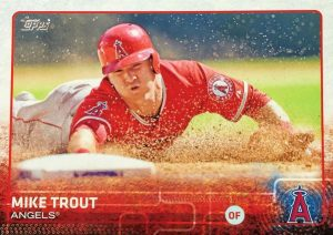 Mike Trout 2015 Topps
