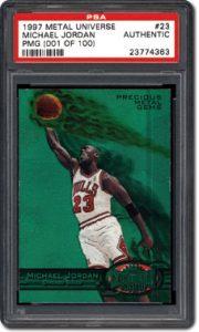 Precious Metal Gems Gren Michael Jordan