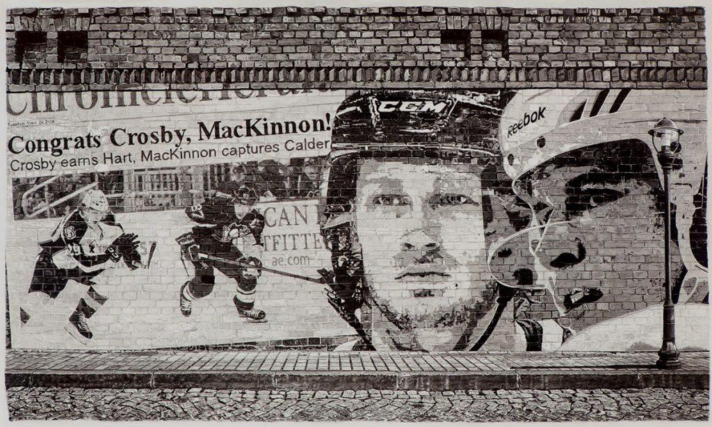 Rob Scott drawing Crosby-MacKinnon