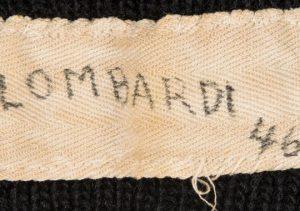 Vince Lombardi tag collar