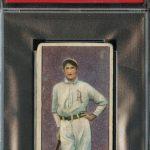 1909 Joe Jackson rookie card