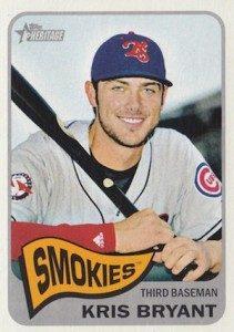 2014-Topps-Heritage-Minor-League-Baseball-Base-Kris-Bryant-30-211x300