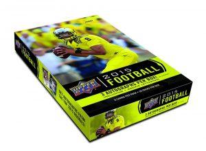 Upper Deck 2015 Football Box