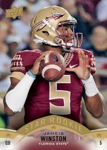 Jameis Winston 2015 Upper Deck Star Rookies