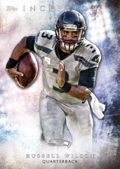 Russell Wilson 2015 Topps Inception