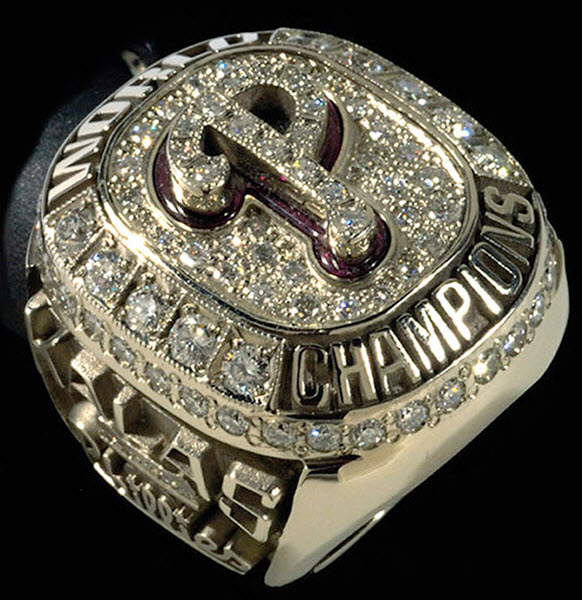 World Series ring Harry Kalas Phillies