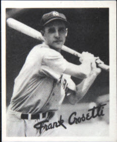 Frank Crosetti 1936 Goudey