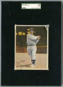 Joe DiMaggio 1936 Goudey R312 Premium