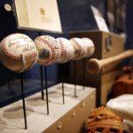 Baseball Exhibit Bush Library