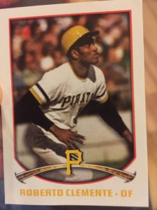 2015 Topps Stickers Roberto Clemente