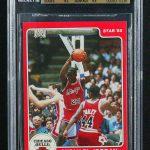 1984-85 Star Company Jordan Rookie