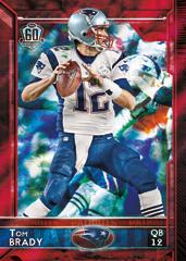Tom Brady 2015 Topps base parallel
