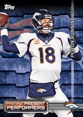 Past Present Performers Peyton Manning