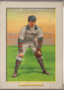 Tommy Leach 1911 Turkey Red