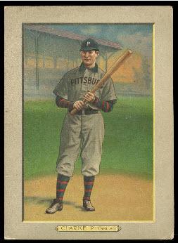 1911 Turkey Red Fred Clarke