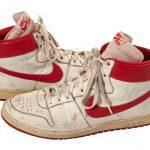 1984 Michael Jordan shoes
