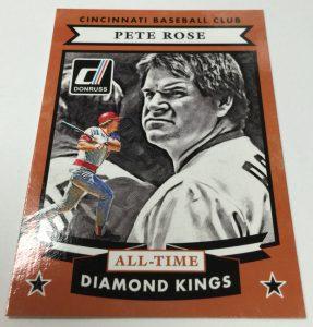 All-Time Diamond Kings 2015 Pette Rose