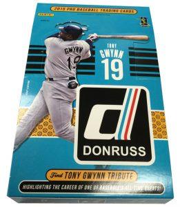 Donruss 2015 hobby box