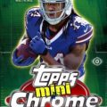 Topps Chrome Mini Football