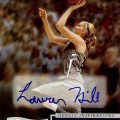 Autographed Lauren Hill Upper Deck card