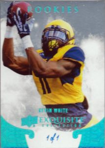 2015 Exquisite Kevin White