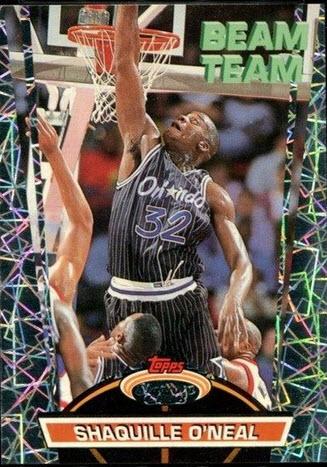1992-93 Beam Team Shaquille O'Neal