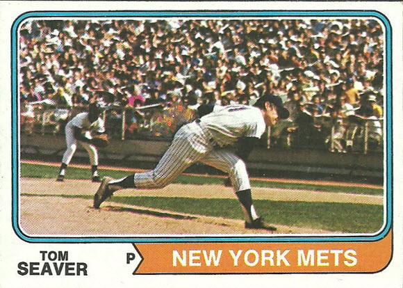Tom Seaver 1974 Topps