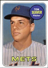 Tom Seaver 1969 Topps