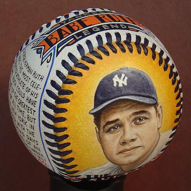 Babe Ruth Artball