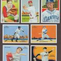 2010 National Chicle Baseball cards