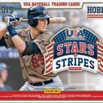 Panini Stars-Stripes hobby box