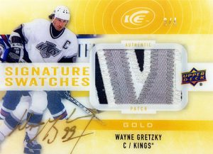 2014-15-NHL-Upper-Deck-Ice-Signature-Swatches-Gold-Wayne-Gretzky