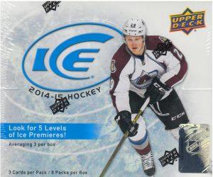 2014-15 Upper Deck Ice box