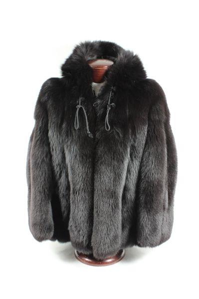 Mink coat World B Free
