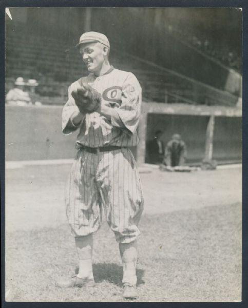 1919 Buck Weaver photograph