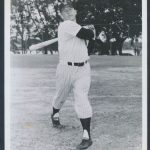 Mickey Mantle photo 1956
