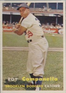 Roy Campanella 1957 Topps