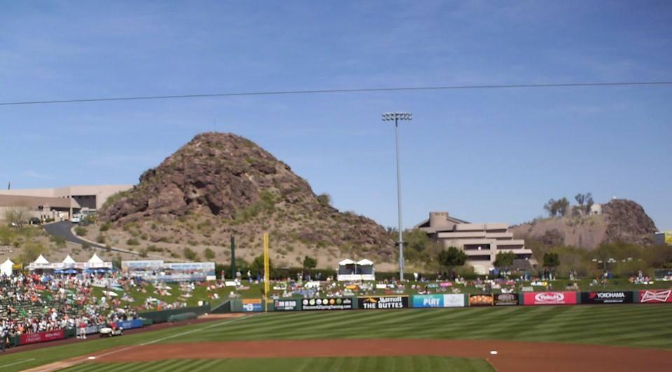 Arizona Tempe Diablo Stadiuim