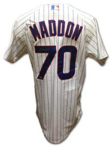 Joe Maddon jersey