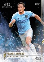 Apex 2015 Soccer Base Card
