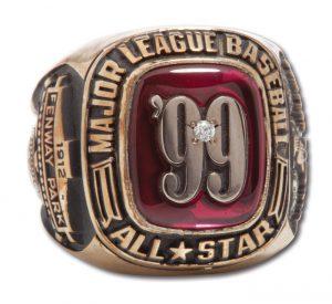 1989 All-Star Game Ring Tony Gwynn