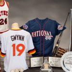 Tony Gwynn auction items
